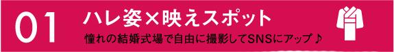 ハレ姿×映えスポット