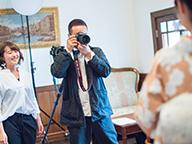 プロのカメラマンによる撮影イメージ
